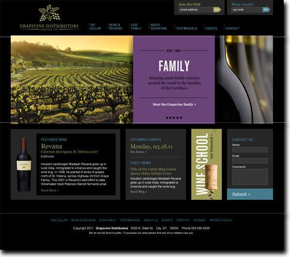 wine website large