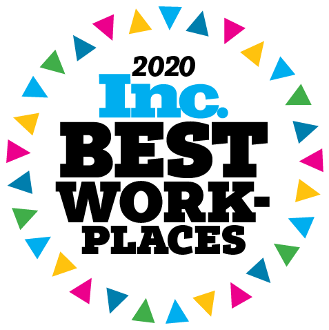 Inc Best Workplaces 2020
