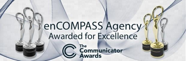 enCOMPASS Honored with 13 2016 Communicator Awards